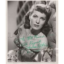 Vintage Maureen O'Hara Signed Photo