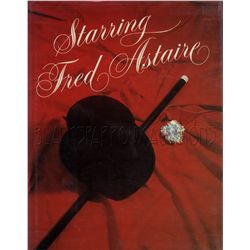 Starring Fred Astaire Signed Book