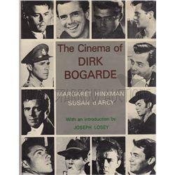 The Cinema of Dirk Bogarde Signed Book