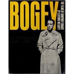 Bogey: The Films of Humphrey Bogart Signed Book