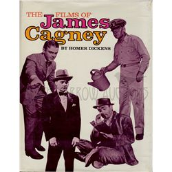 The Films of James Cagney Signed Book