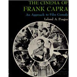 The Cinema of Frank Capra Signed Book
