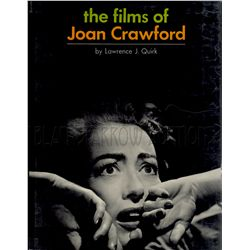 The Films of Joan Crawford Signed Book