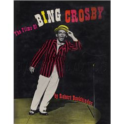 The Films of Bing Crosby Signed Book