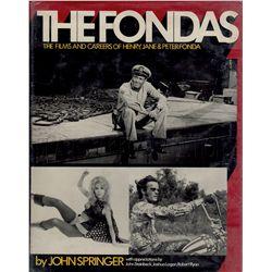 The Fondas Signed Book