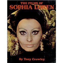 The Films of Sophia Loren Signed Book