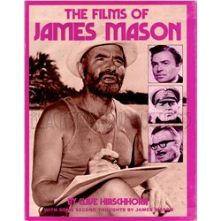 The Films of James Mason Signed Book