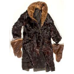 Bear & Beaver Fur Coat