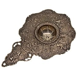 Victorian Sterling Tea Strainer