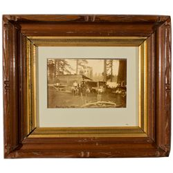 CA,Stirling City-Butte County,Stirling City, CA Framed Photo