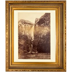 CA,Yosemits-Mariposa County,C.L. Weed Yosemite Photograph