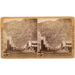 CO,Georgetown-Clear Creek County,Georgetown Stereoview