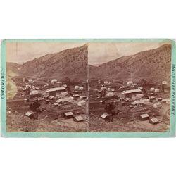 CO,Idaho Springs-Clear Creek County,Idaho Springs Stereoview