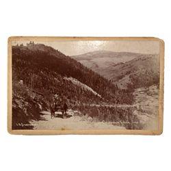 CO,Leadville-Lake County,California Gulch Photograph