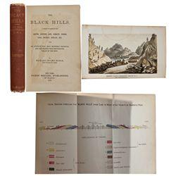 Dakota South,-,The Black Hills Book