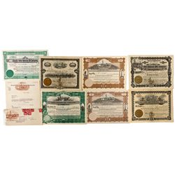 Dakota South,Rochford-,South Dakota Oil Stock Certificates