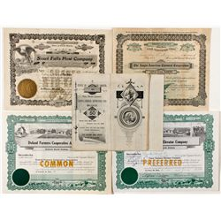 Dakota South,Sioux Falls-,South Dakota Stock Certificates