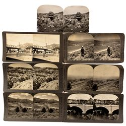 NV,-,Nevada Stereoview Assortment