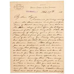 AZ,Casa Grande-Pinal County,Wells Fargo Letter *Territorial*