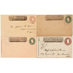 OR,Dalles, Portland, Astoria-,Wells Fargo Cover Quartet