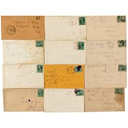 CA,Georgetown-El Dorado County,El Dorado Postal Covers Group