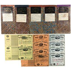 Dakota,-,Dakota US Revenue Special Tax Stamp Collection *Territorial*
