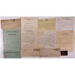 NV,Columbus-Esmeralda County,Columbus Philatelic Collection