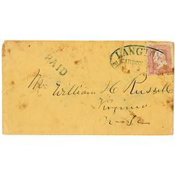 NV,Virginia City-Storey County,William H. Russell Cover