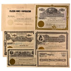 NV,Goodsprings-Clark County,Goodsprings Stock Certificates