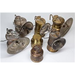 Miner's Carbide Lamps