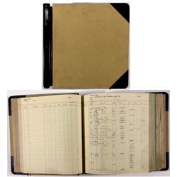 CA,Darwin-Inyo County,Darwin General Ledger Book