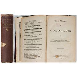 CO,-,Early Colorado Mining Book
