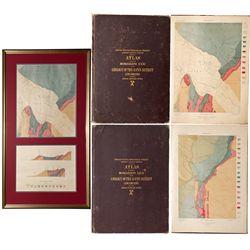 CO,Aspen-,Aspen Geologic Atlases and Framed Map