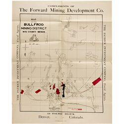 NV,Bullfrog-Nye County,Bullfrog Map