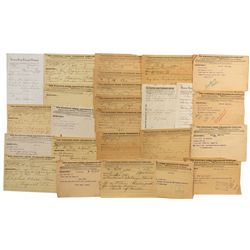 NV,Carson City-Ormsby County,Carson Bank Mining Brokerage, Telegram Archive