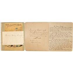 NV,Esmeralda County-,Moss Mining District Recorder's Book