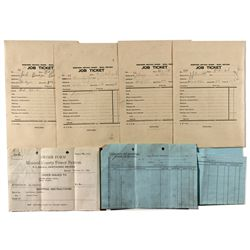 NV,Mina-Mineral County,Western Nevada Miner Job Ticket Collection