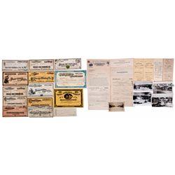 NV,Tuscarora-Elko County,Tuscarora Mining District Collection