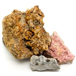 CO,-,Western Classic Mineral Specimens