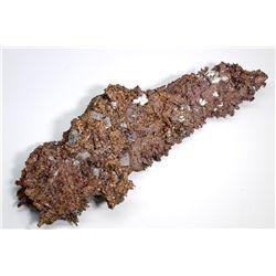 MI,-,Large Copper Specimen