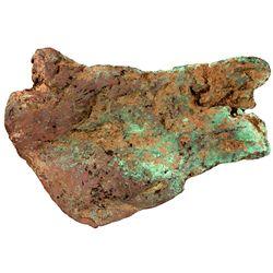 MI,Keweenaw Peninsula-,Wolf Head Copper Specimen