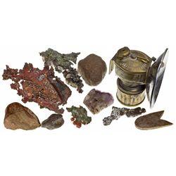 MI,Painsdale-,Michigan Copper & Mineral Specimens