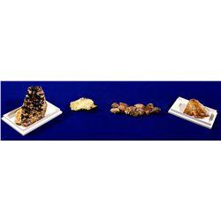 NV,Round Mountain-Nye County,Nye County Gold and Gold Quartz Specimens