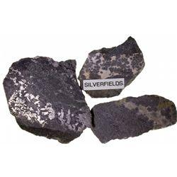 Canada, Ontario-,Cobalt Canada Silver Slabs