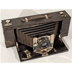Bell's Straight Working Panoramic Camera, Bell Camera Co.