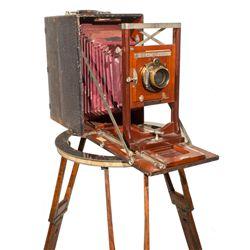 NY,Rochester-,Cirkut #16 Camera by Century Camera Co.