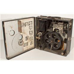 DeVry 35mm Portable Motion Picture Projector, EU