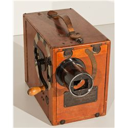 E. Schneider Professional Movie Camera