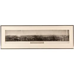 TN,Knoxville-,Civil War Panorama of Knoxville Tenessee