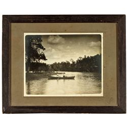 Antique Row Boat Photographs